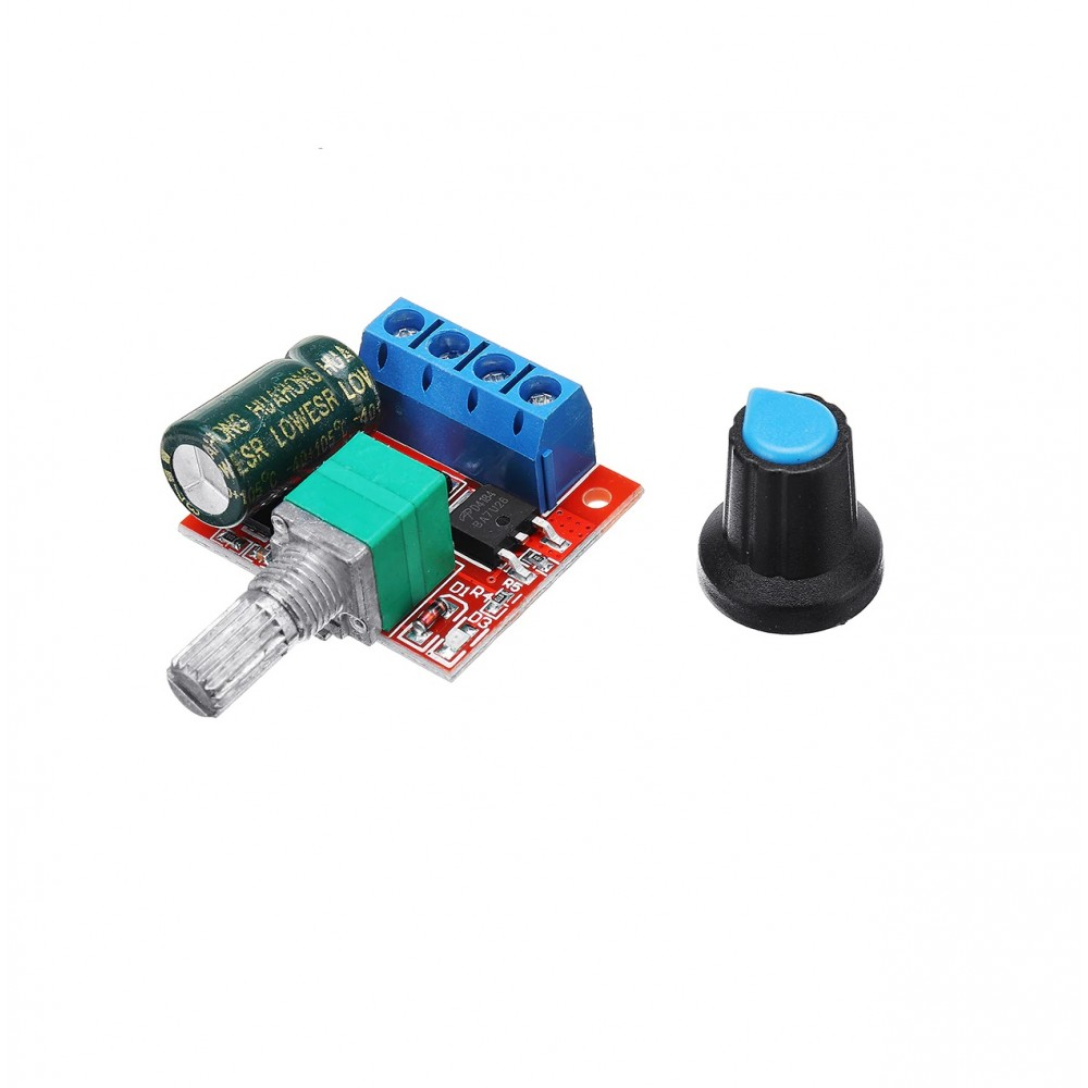 PWM MOSFET Controller board - 5V-35V - 5A - PWMCONTBOARD