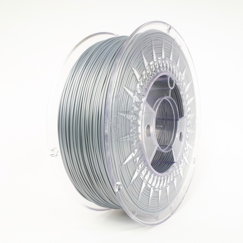 Devil Design TPU Filament 1.75mm - 1kg - Aluminium