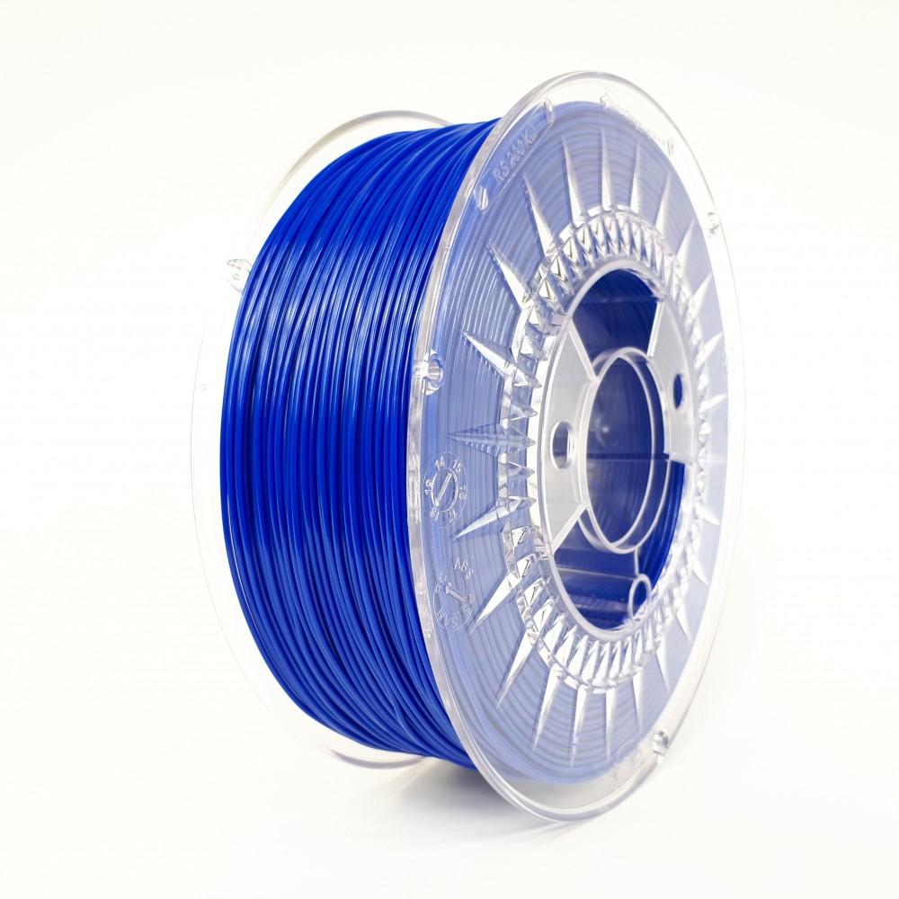 Devil Design TPU Filament 1.75mm - 1kg - Super Blauw