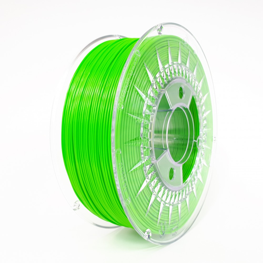 Devil Design TPU Filament 1.75mm - 1kg - Felgroen