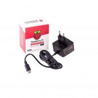 Raspberry Pi USB-C Voeding - 5.1V 3A - Zwart