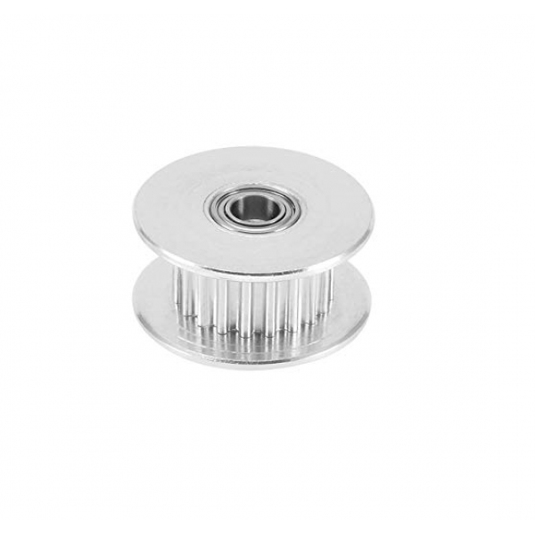 GT2-16 Pulley - 16 Teeth - 3mm axis - With Ball Bearing