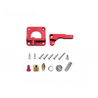 Aluminum MK8 Bowden Extruder - Right