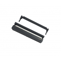 Female Header Flatcable Connector 40P - 2x20P