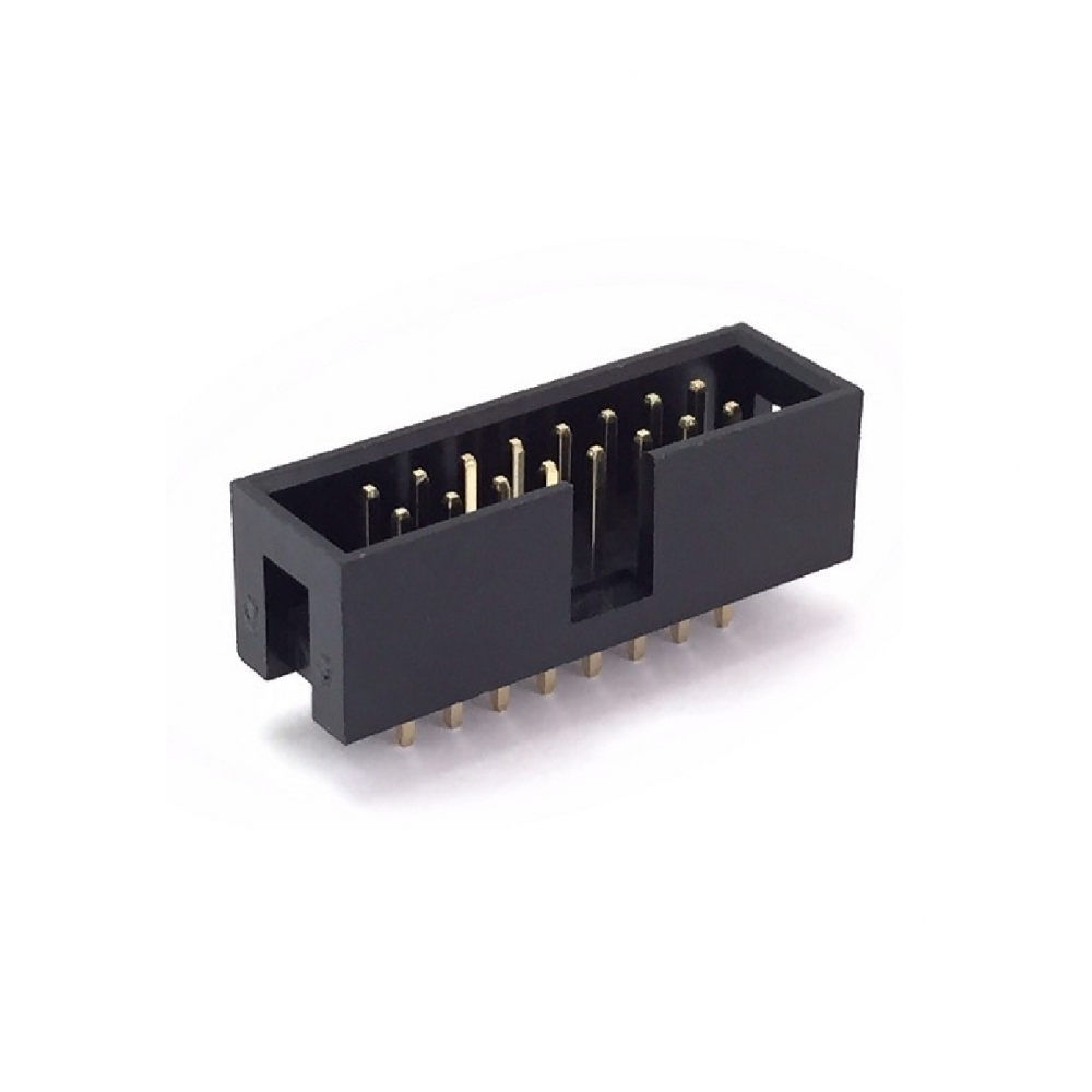 16 Pins Header Connector - 2x8P