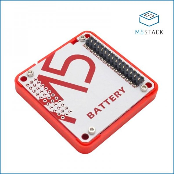 M5STACK Accu Module voor M5Core