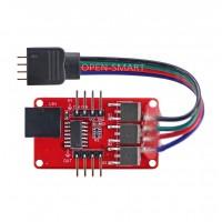 Open-Smart RGB LED Strip Driver Module