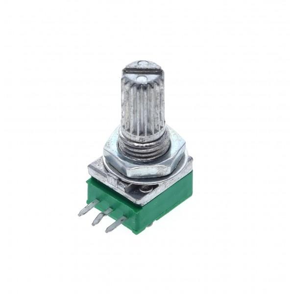 10kΩ Audio Potmeter - 1-kanaals - Lineair