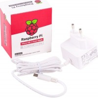Raspberry Pi USB-C Voeding - 5.1V 3A - Wit
