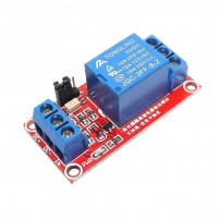5V Relay 1-Channel High-active or Low-active