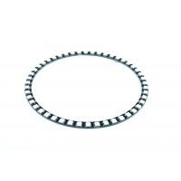SK6812 Digital 5050 RGB LED Ring - 48 LEDs - Black
