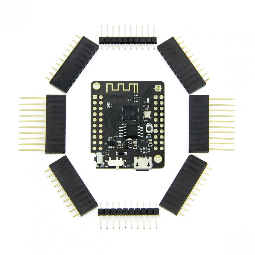LilyGO TTGO T7 Mini32 V2.0 ESP32 - 4MB Flash
