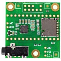 Teensy Audio Adaptor Board - Voor Teensy 4.0