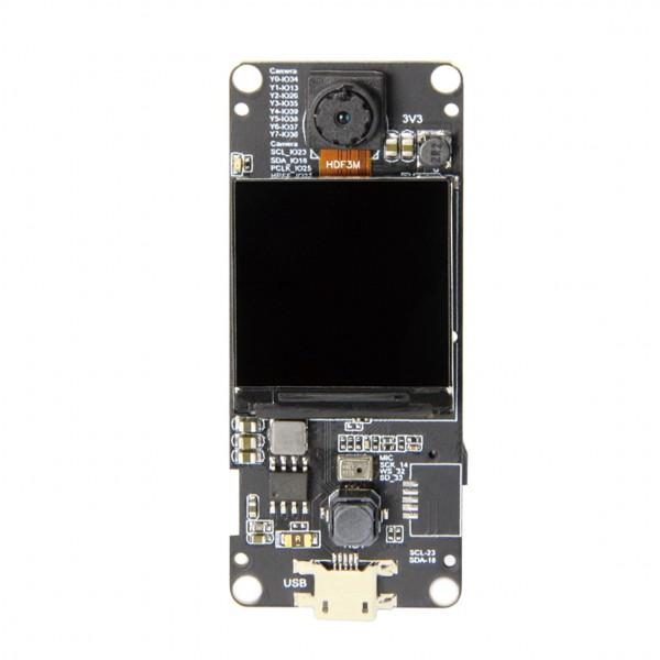 LilyGO TTGO T-Camera Plus ESP32 - Front Camera