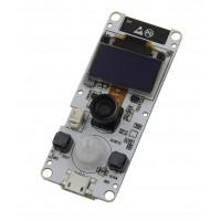 LilyGO TTGO T-Camera ESP32-WROVER - Fisheye