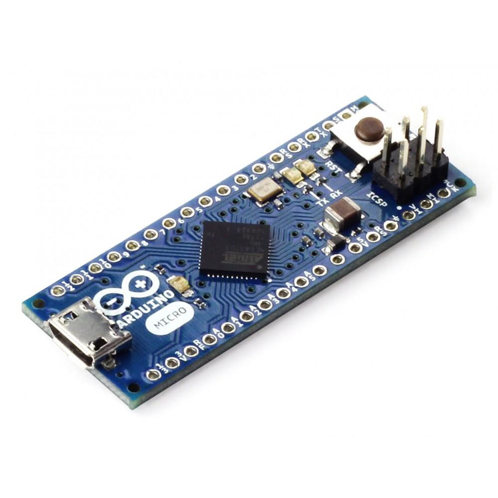 Arduino Micro - Zonder headers