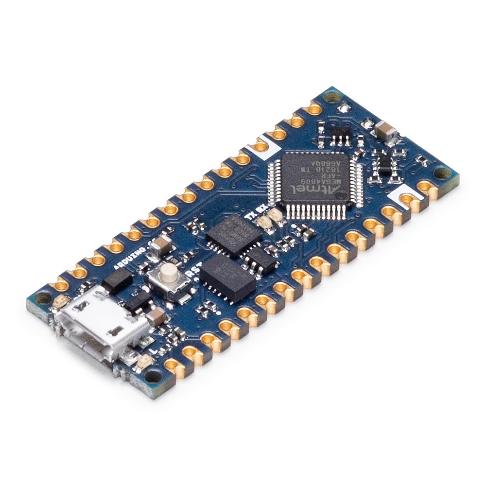 Arduino Nano Every - Losse headers