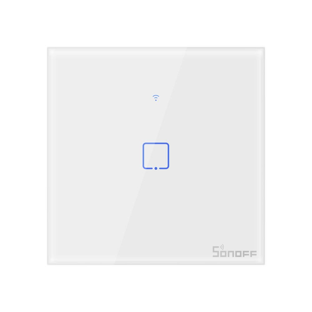 Sonoff T0 EU - 1 Schakelaar - WiFi