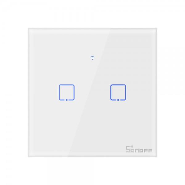Sonoff T0 EU - 2 Switches - WiFi