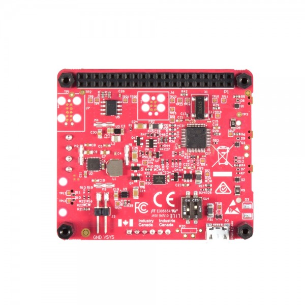 PiJuice HAT - Raspberry Pi Battery Module