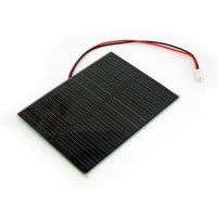 Seeed Studio Solar Panel - 5.5V 170mA - 80x100mm - with JST-PH connector