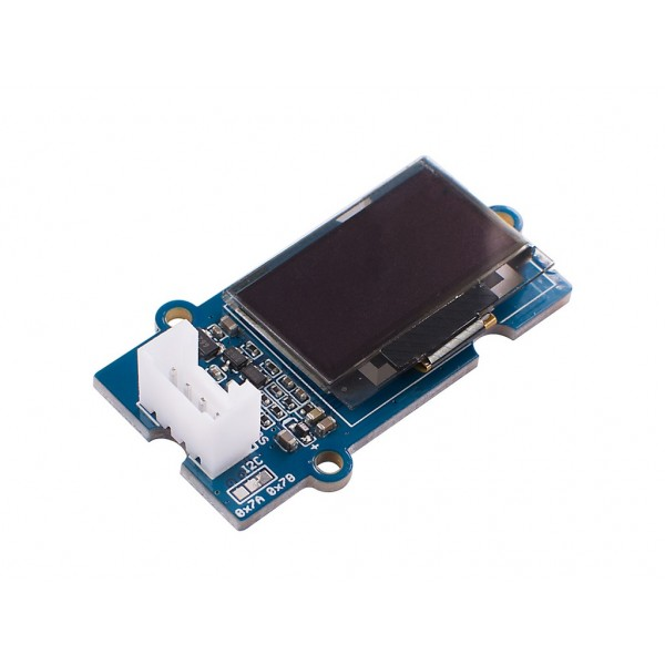 Seeed Studio Grove OLED Display 0.96 inch 128*64 pixels white - SSD1315