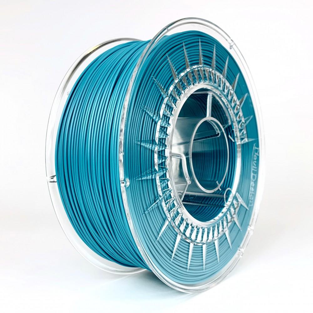 Devil Design PLA Filament 1.75mm - 1kg - Oceaanblauw