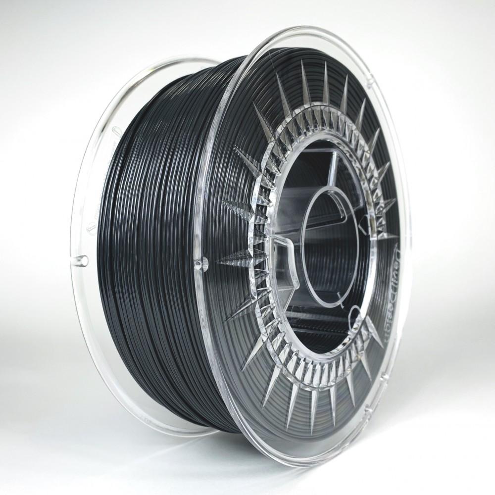 Devil Design PETG Filament 1.75mm - 1kg - Donkergrijs