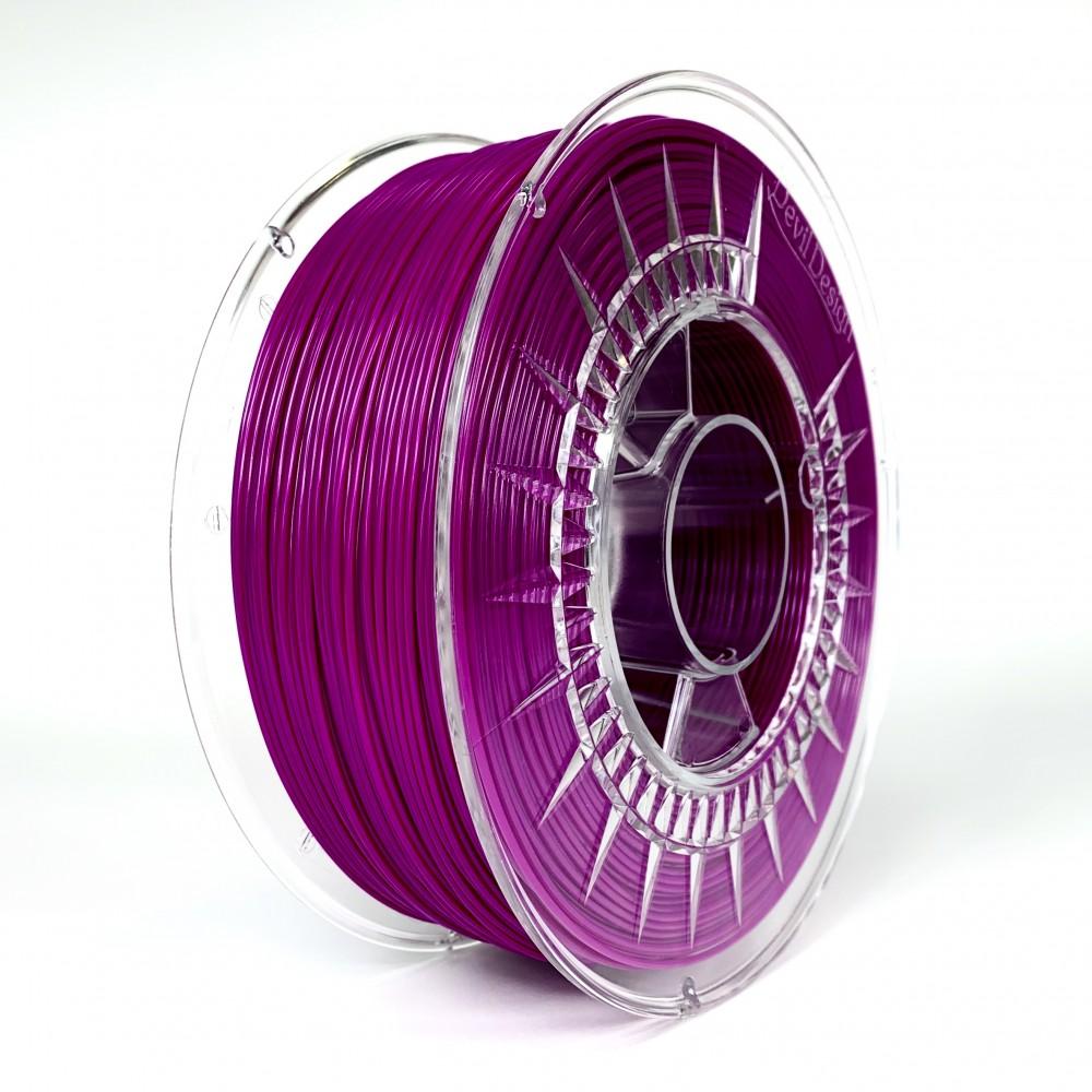 Devil Design PETG Filament 1.75mm - 1kg - Purple