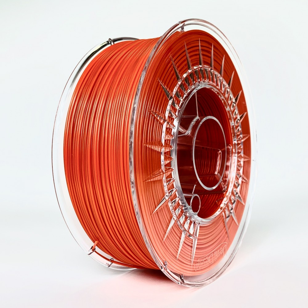 Devil Design PETG Filament 1.75mm - 1kg - Donkeroranje