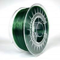 Devil Design PETG Filament 1.75mm - 1kg - Groen Transparant