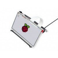 Waveshare 7 inch DPI IPS-TFT-LCD Display 1024*600 pixels - Raspberry Pi Compatible