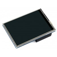 Waveshare 3.5 inch SPI TFT-LCD (C) Display 480*320 pixels met Touchscreen - Raspberry Pi Compatible