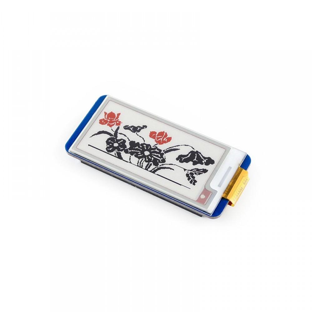 Waveshare 2.13 inch SPI E-Ink E-Paper (B) Display - 3 Kleuren
