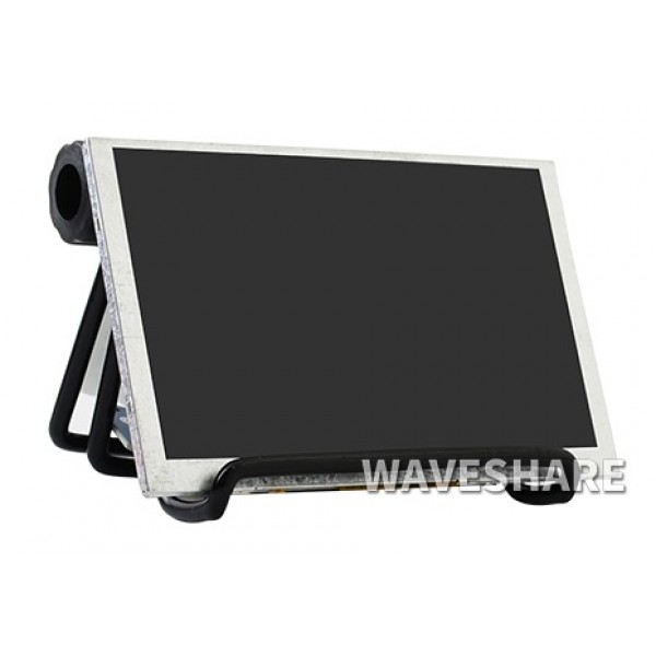Waveshare 5 inch DPI IPS-TFT-LCD Display 800*480 pixels - Raspberry Pi Compatible