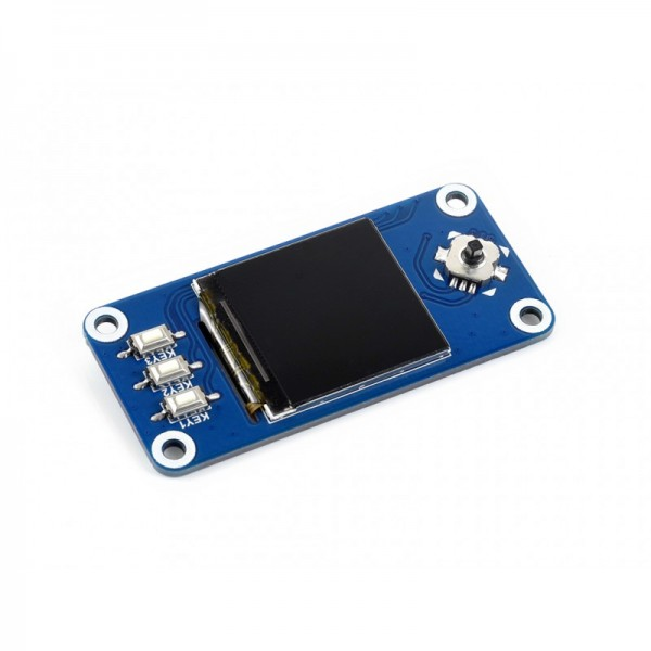 Waveshare 1.3 inch SPI IPS-TFT-LCD Display 240*240 pixels - Raspberry Pi Compatible