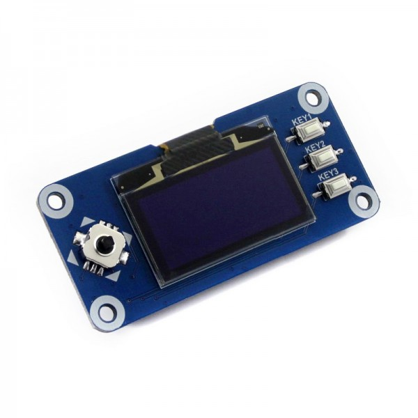 Waveshare 1.3 inch SPI OLED Display 128*64 pixels - Raspberry Pi Compatible