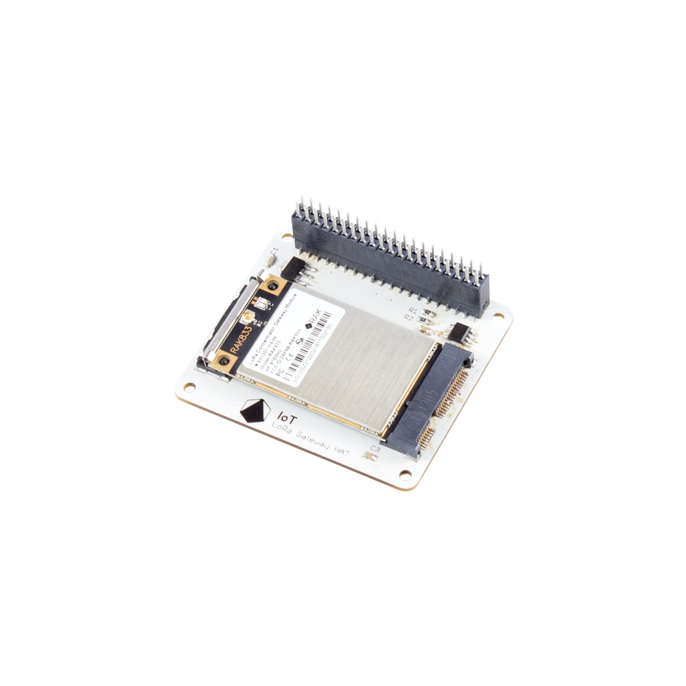 Pi Supply IoT LoRa Gateway HAT voor Raspberry Pi - 868MHz