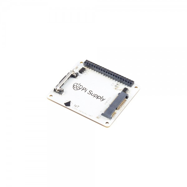 Pi Supply IoT LoRa Gateway HAT for Raspberry Pi - 868MHz