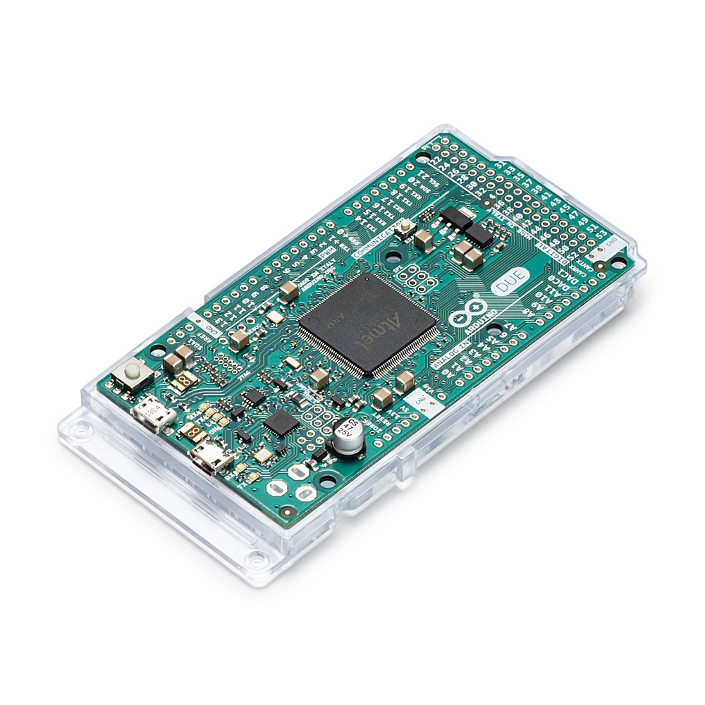 Arduino Due - Zonder Headers