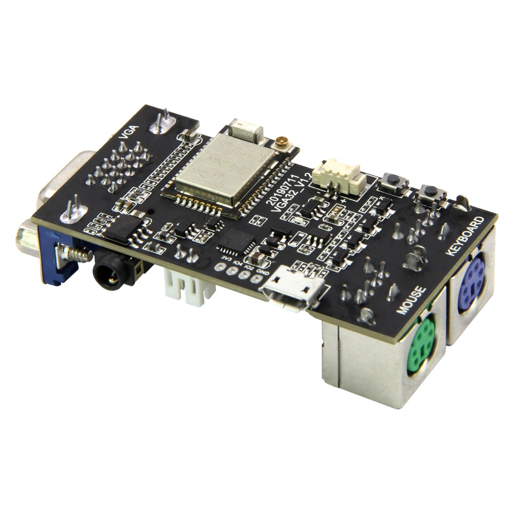 LilyGO TTGO VGA32 V1.2 - ESP32