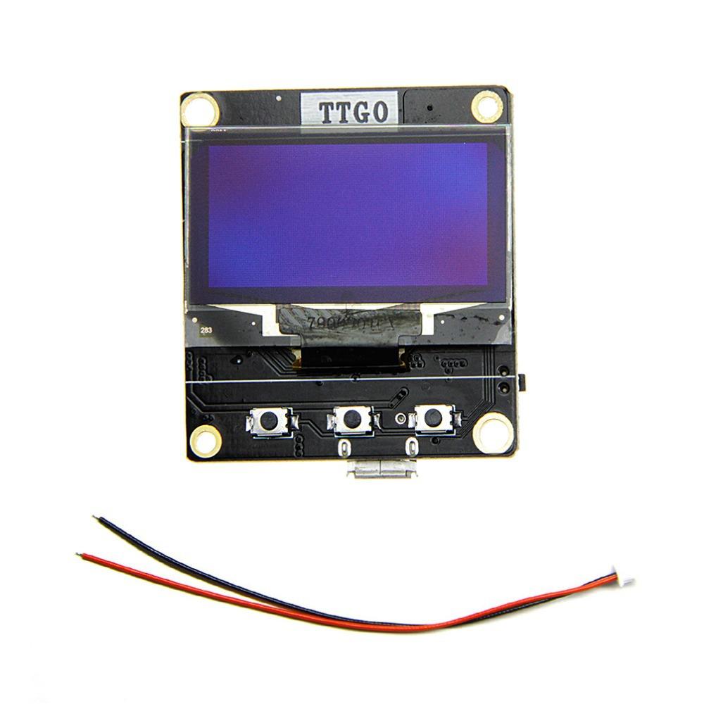 LilyGO TTGO TO ESP8266 OLED