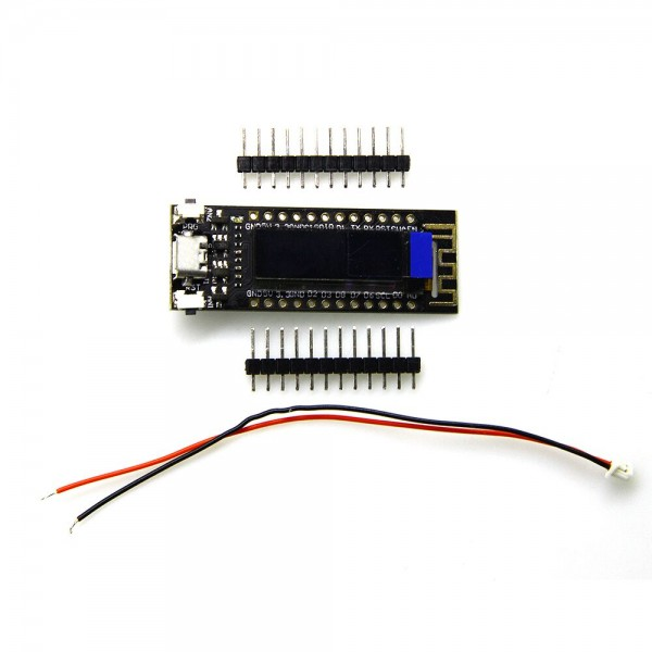 LilyGO TTGO ESP8266 - with 0.91 inch OLED Display