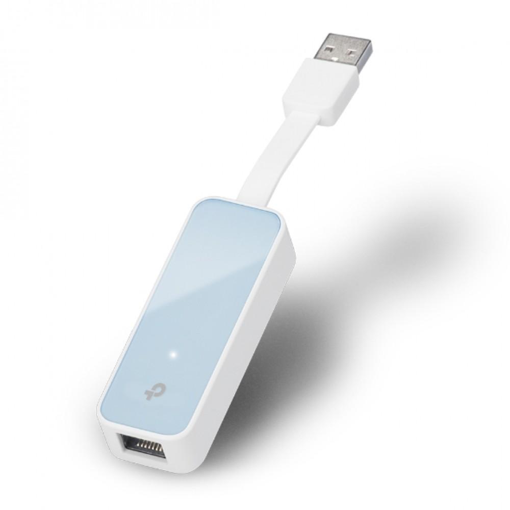 TP-Link UE200 USB 2.0 naar Ethernet Netwerk Adapter