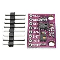 CCS811 and HDC1080 Air Quality Humidity and Temperature Sensor