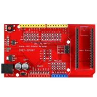 Open-Smart Nano IO Expansion Board - Nano-Uno Shield