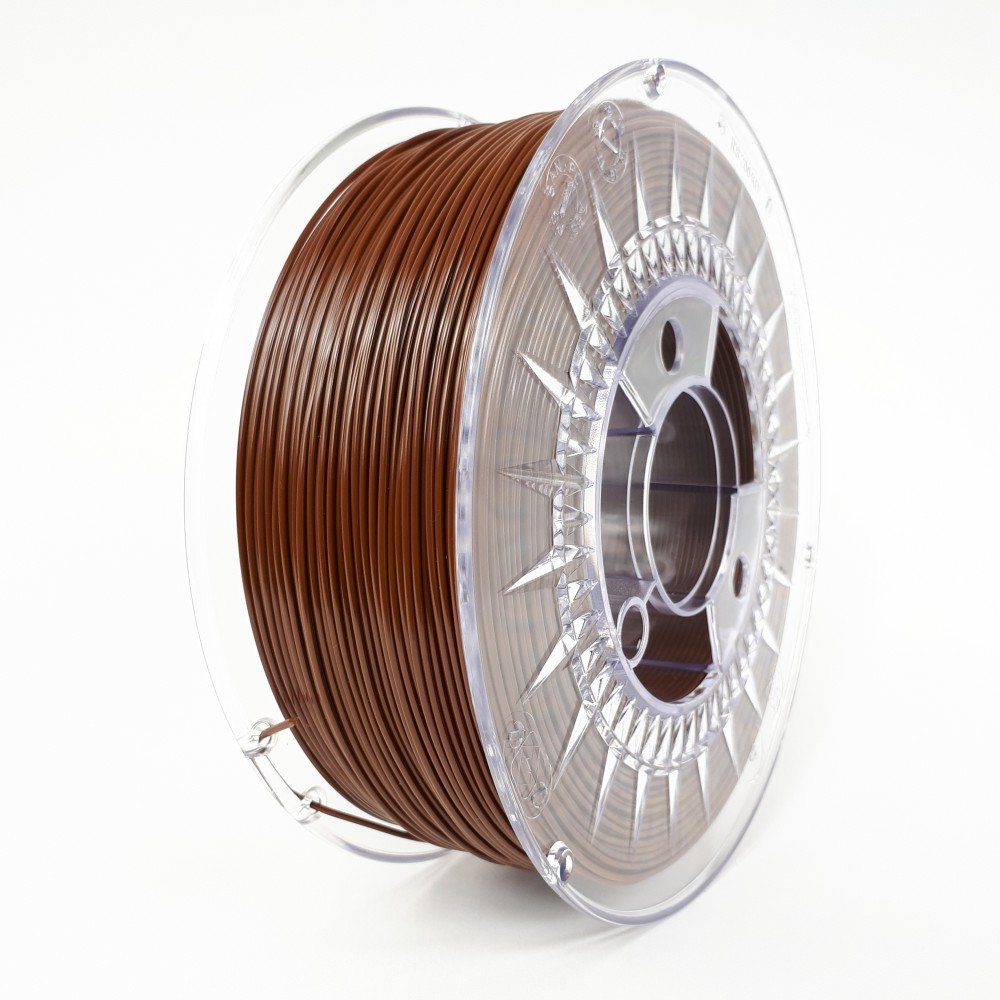 Devil Design PETG Filament 1.75mm - 1kg - Brown
