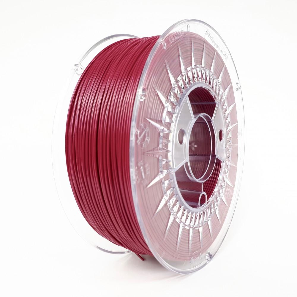 Devil Design PETG Filament 1.75mm - 1kg - Raspberry Red
