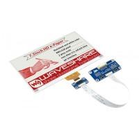 Waveshare 7.5 inch E-Ink E-Paper Display HAT (B) - 3 Kleuren - Zwart-Wit-Rood