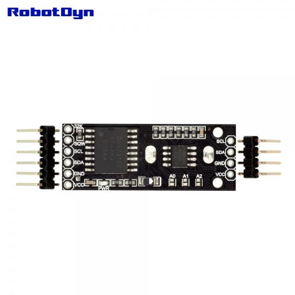 RobotDyn RTC DS3231 met EEPROM - met Batterij